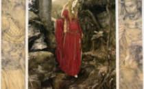 Поиски Олвен (из легенд о короле Артуре)